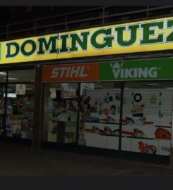 Garaje Domínguez (Pola de Lena)
